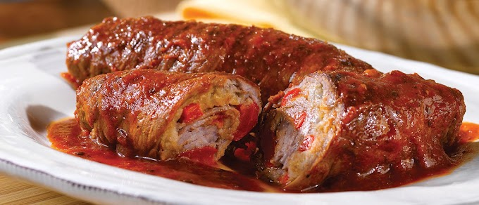 How To cook Beef Braciole