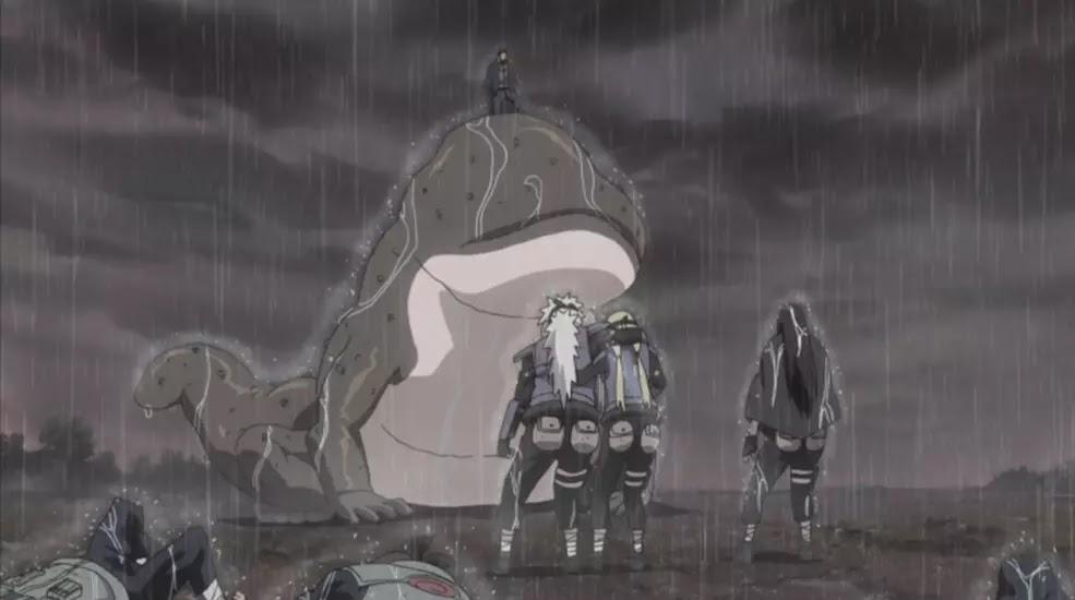 Sayang! 7 Pertarungan Seru yang Tidak Pernah ditayangkan di Naruto