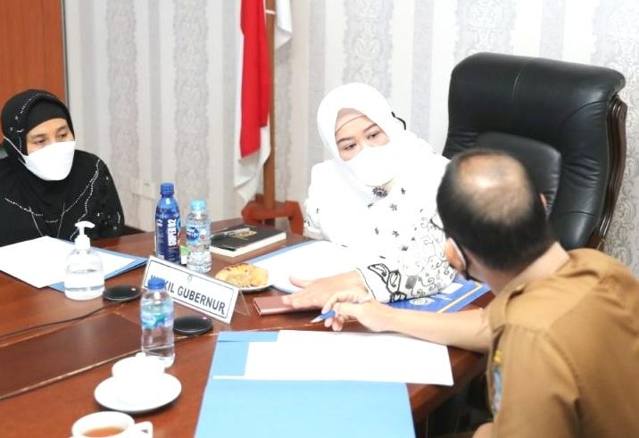 Kafilah Kepri Siap Ikuti STQN XXVI Maluku Utara