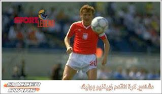 مشاهير كرة القدم زبيغنيو بونيك