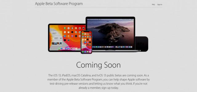 تحميل نظام اي او اس iOS 13 وهواتف الايفون المتوافقة معه