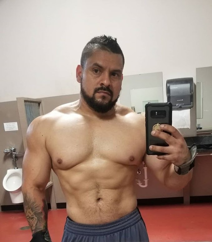 [HETERO] Enrique de México, sabroso macho casado de gym