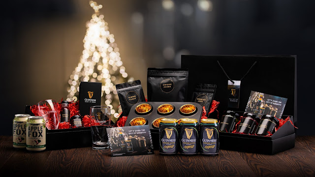 CELEBRATE CHRISTMAS WITH GUINNESS CHRISTMAS GIFT SETS 2020