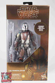 Star Wars Black Series The Mandalorian Carbonized Collection Box 01