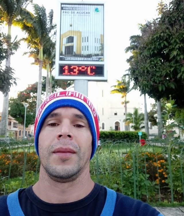Taquaritinga do Norte registra baixas temperaturas com sensação térmica que pode chegar a 4°C