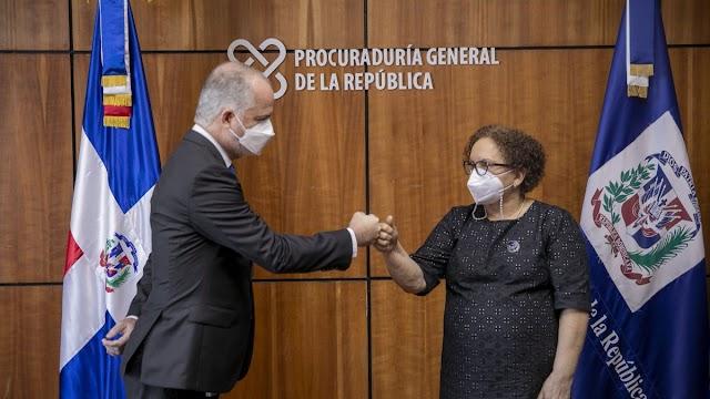 Procuraduría y superintendente de Bancos, firmaron un acuerdo de cooperación