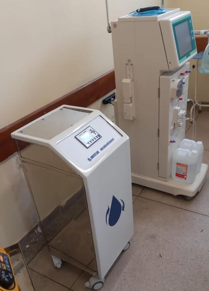 UPAs recebem equipamentos para atendimento a pacientes com problemas renais