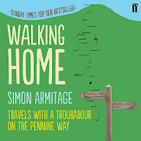 Audiobook cover for Walking Home