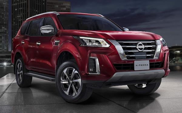 Nissan X-Terra pode ser produzida na Argentina para enfrentar Hilux SW4