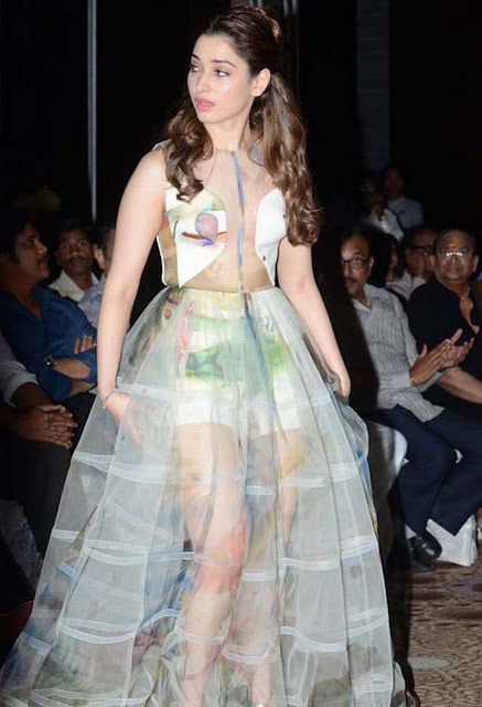 Taollywood CelebritiesTamanna Transparent Dress Pics