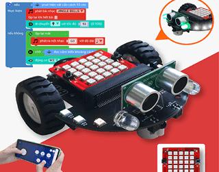 Lập trình Robot Lego Wedo