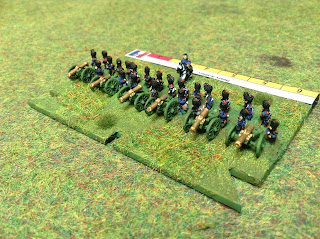 6mm French Heavy Artillery