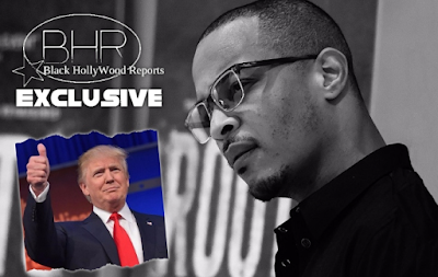 Rapper T.I. Writes Open Letter To Donald Trump !!