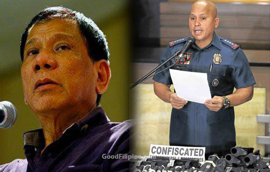 PNP chief Bato confirms assassination plan for President Duterte