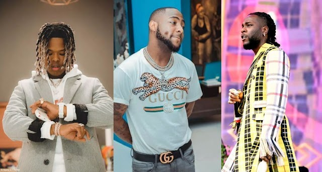 Davido, Burna Boy, Nasty C lead 2019 AFRIMA Continental Nominees' List