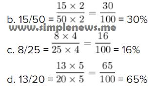 Mengubah kedalam bentuk persen www.simplenews.me