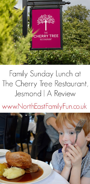 Family Sunday Lunch at The Cherry Tree Restaurant, Jesmond | A Review