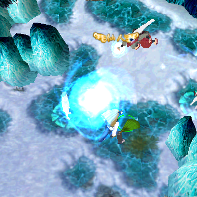 naruto castle defense 6.0 Ultra-Giant Rasengan
