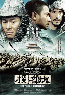 Sinopsis film The Warlords (2007)