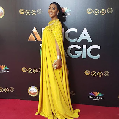 See Full list of winners at 2016 AfricaMagic Viewers' Choice Awards (Here)