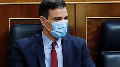 Nouvel état d'alerte en Espagne et les cas contaminés dépassent le chiffre d'un million!