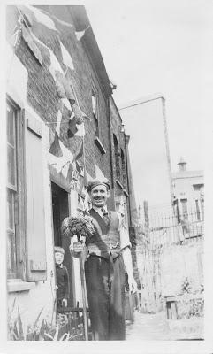 mia avo la 8an de majo 1945