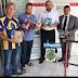 Escrivão cria biblioteca comunitária na Delegacia de Tobias Barreto