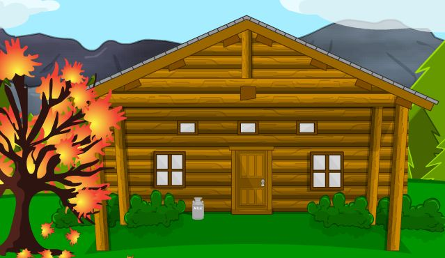 MouseCity Autumn Cabin Es…
