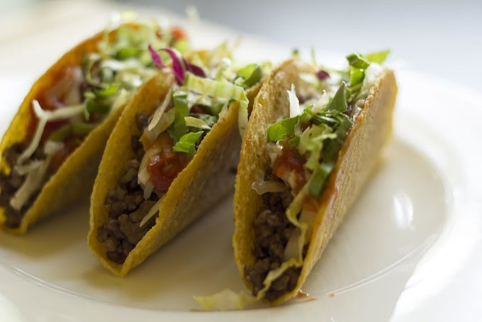 Delicious Beef Tacos Recipe | How To Make Beef Tacos Recipe Like A Professional