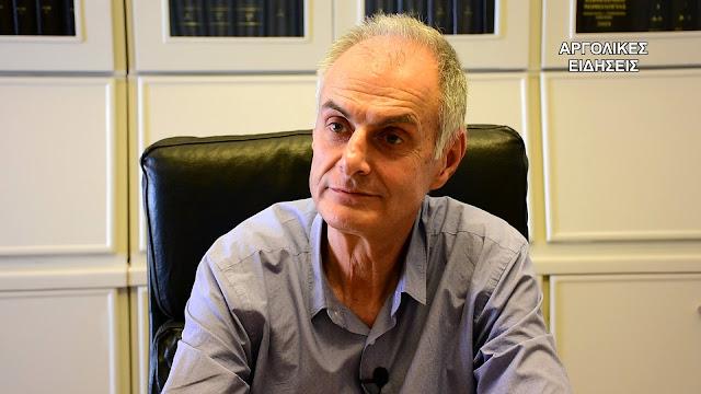 Γ. Γκόλιας: Ανάγκη λήψης έκτακτων μέτρων για τους παραγωγούς της Αργολίδας που επλήγησαν από τον καύσωνα