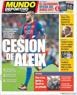 portada deportiva Mundo Deportivo 09112016