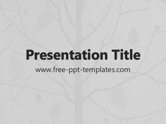 family tree ppt template, Powerpoint templates