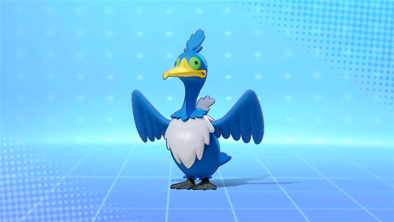 Pokémon Unite - Cramorant