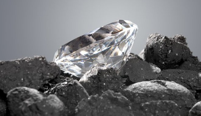 Over A Quadrillion Tons Of Diamond Were Discovered In The Earth's Interior