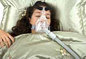 What causes central sleep apnea?