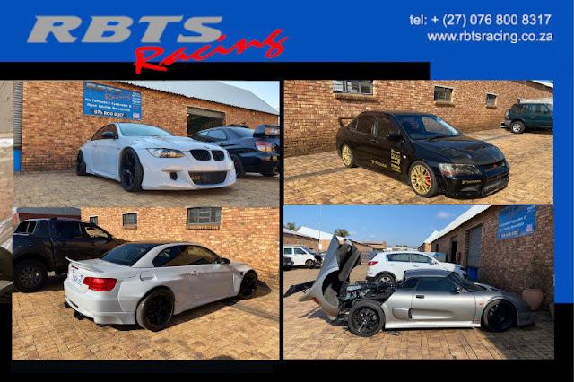 Dyno-tuned cars at RBTS Racing