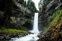 Waterfall by Jess Aston on Unsplash