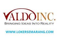 Lowongan Kerja HR Staff di PT Valdo Sumber Daya Mandiri Semarang