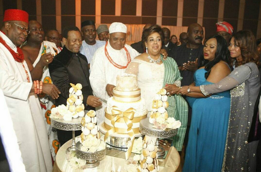 Sir Gabriel Osawaru Igbinedion has 81st birthday