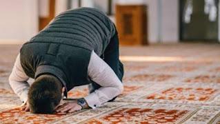 معنى الصلاة في منام الرجل
