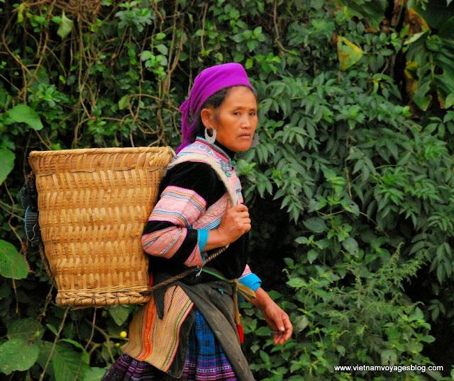 Visiting Ban Pho Village, Bac Ha, Lao Cai - Photo An Bui