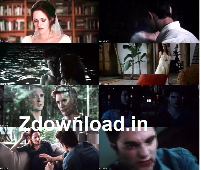 The Twilight Saga: Breaking Dawn – Part 1 (2011) Ts 720p 525MB ...