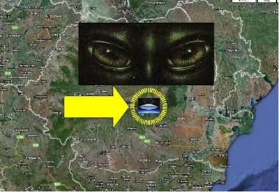 ufologia romenia