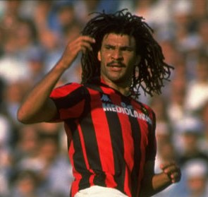 Ruud Gullit's arrival at AC Milan signalled  the start of a new period of success