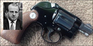 Jack Ruby's Colt Cobra Revolver