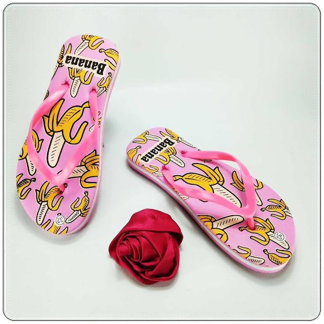 Sandal Spon Murah Anak Tanggung| Sandal Banana TG OTG| 0858 6085 4424
