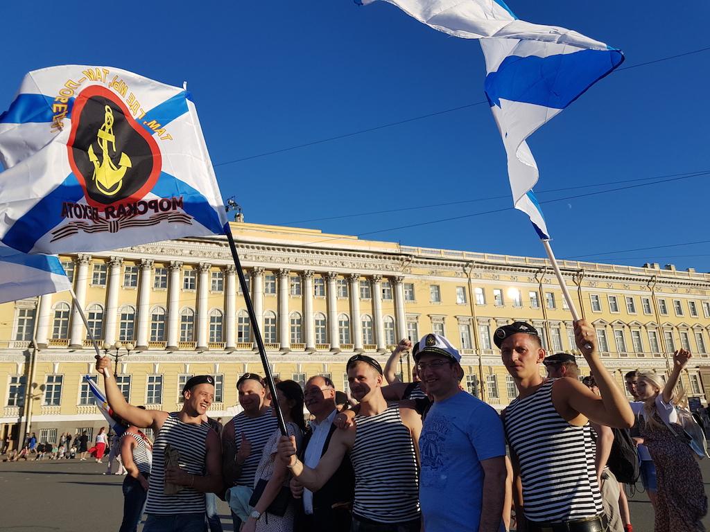 Ryssland invaderar med kryp