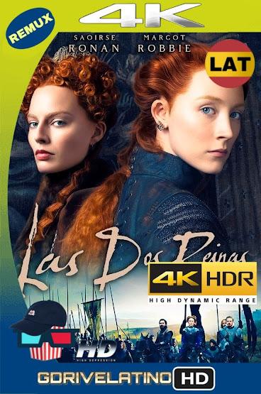 Las Dos Reinas (2018) BDRemux 4K HDR Latino-Ingles MKV