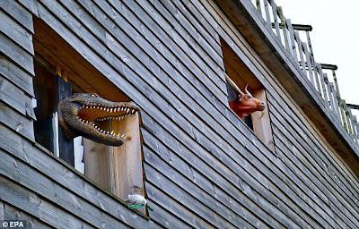 noah's ark replica john huibers