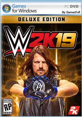WWE 2K19 PC [Full] Español [MEGA]